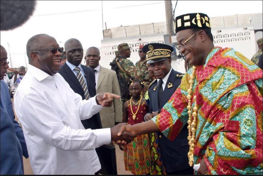 Pour s'attaquer ouvertement à Gbagbo, Affi refuse de couper les liens avec  Ouattara - Fresco Courriels